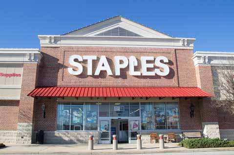 Report: Private Equity Firm To Buy Staples, Inc.